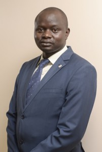 CPA Patrick Obura, senior Manager, Internal Audit