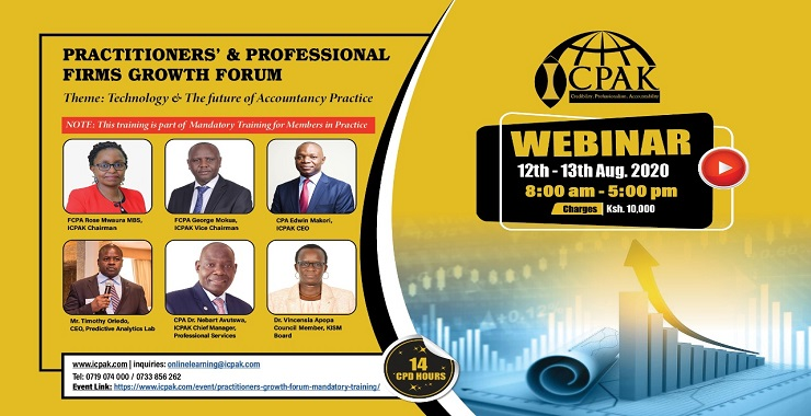 PRACTITIONERS' & PROFESSIONAL FIRMS GROWTH FORUM-MANDATORY TRAINING (RECORDING)