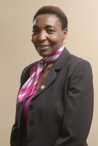 Ms. Anne Njagi, Executive Assistant