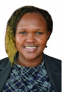 Ms. Damaris Kimosop-Council Member