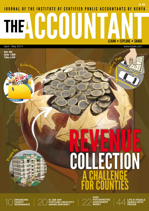 THE ACCOUNTANT April – May 2014