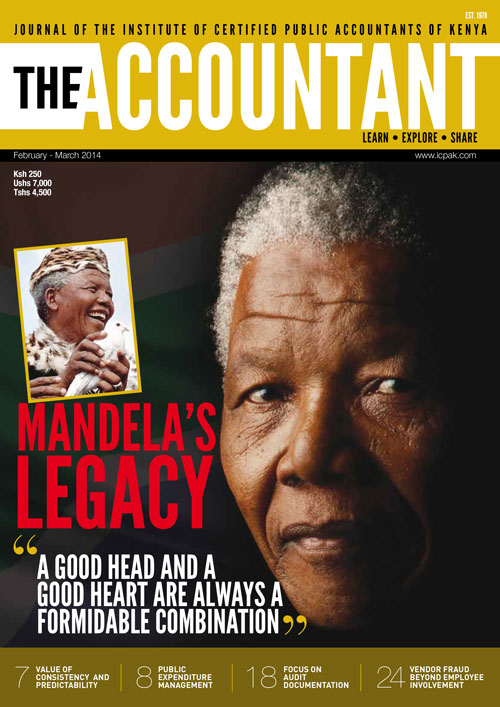 THE ACCOUNTANT February – March 2014