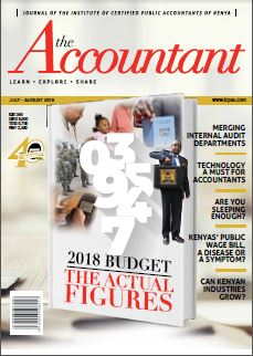 The Accountant July-Aug 2018