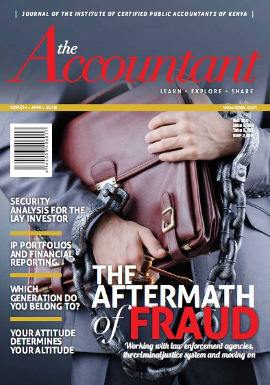 THE Accountant March-April 2016