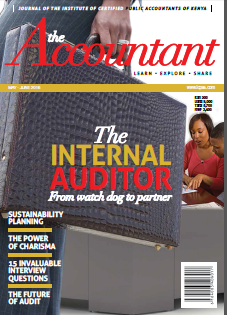 THE Accountant May-June 2016
