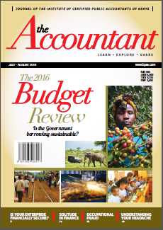 THE Accountant Jul-Aug 2016