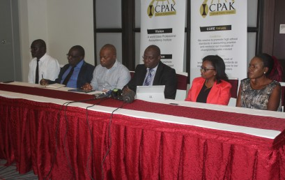 ICPAK PRESS STATEMENT – DELIVERED DURING THE OPENING OF KISUMU PHYSICAL BRANCH