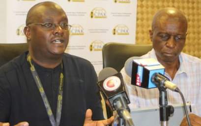 ICPAK Raises alarm over county taxes