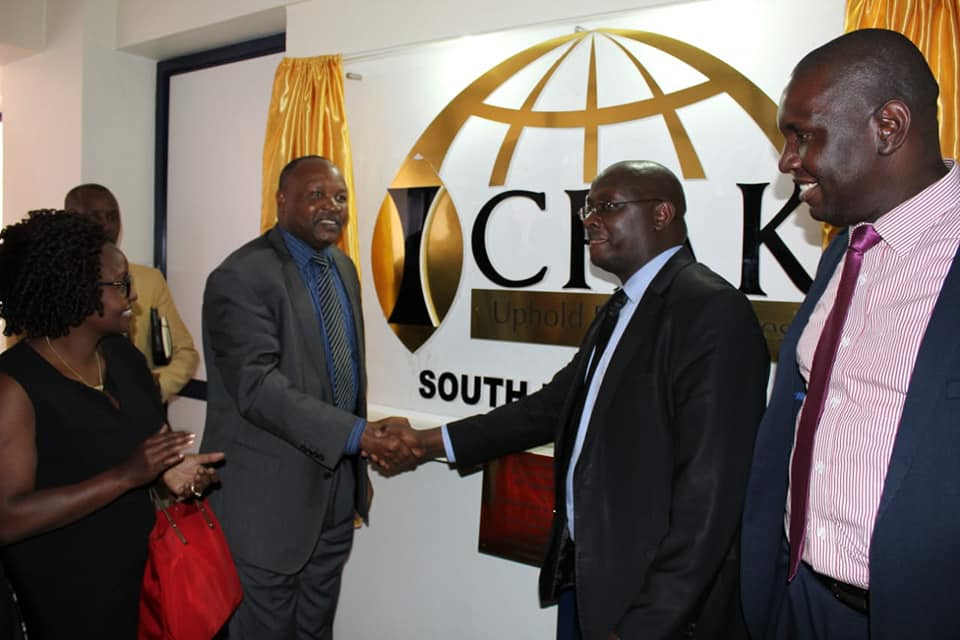 ICPAK unveils 8th physical branch in Kericho