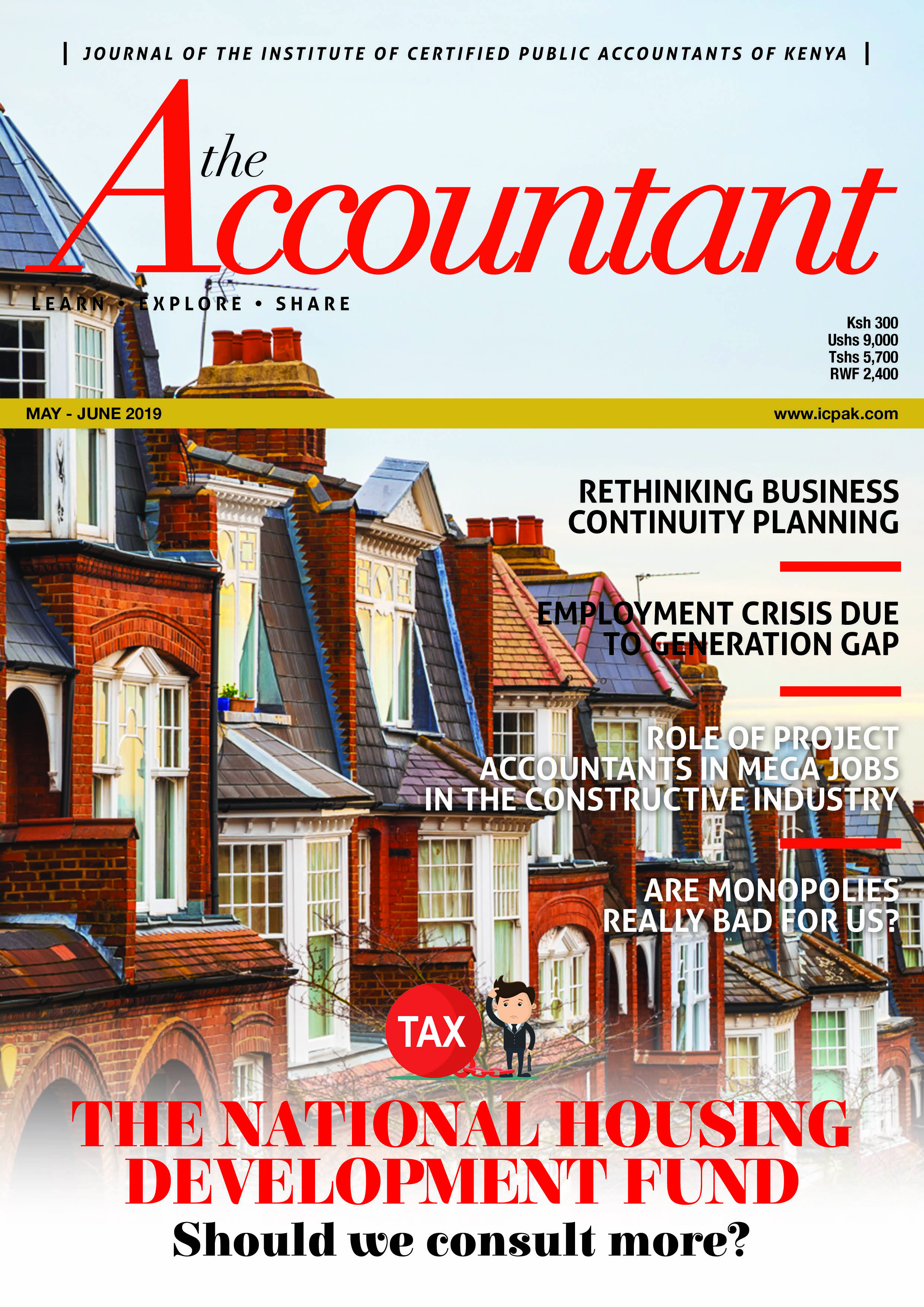 The Accountant Journal-May/June 2019 issue