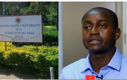 Accountants body promises to protect accountant who exposed theft at Maasai Mara University