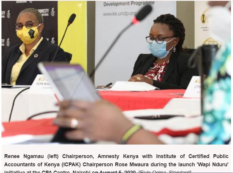 Accountants to get training on whistleblowing at work