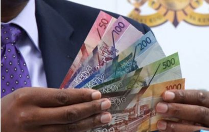 Low absorption of county cash worries accountants